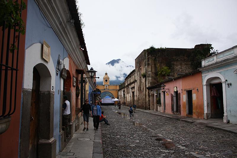 Antigua Guatemala Llama Travel