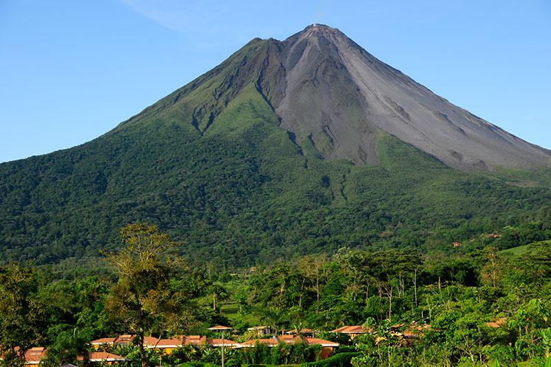 Arenal Volcano Costa Rica Llama Travel