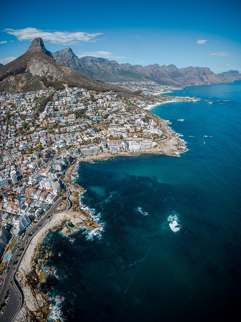 Atlantic Seaboard Cape Town SA Dan Grinwis Unsplash