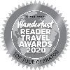 2020 Wanderlust Award 100x100