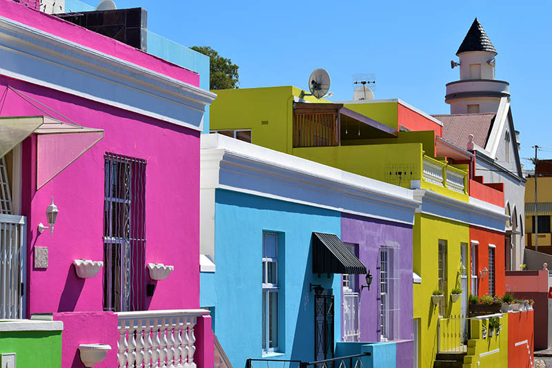 Cape Malay Quarter Cape Town SA Ken Treloar Unsplash