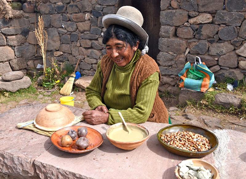 Food Andes