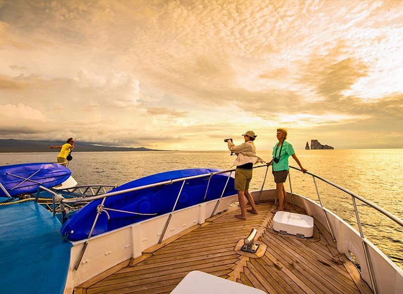 Galapagos cruise Llama Travel