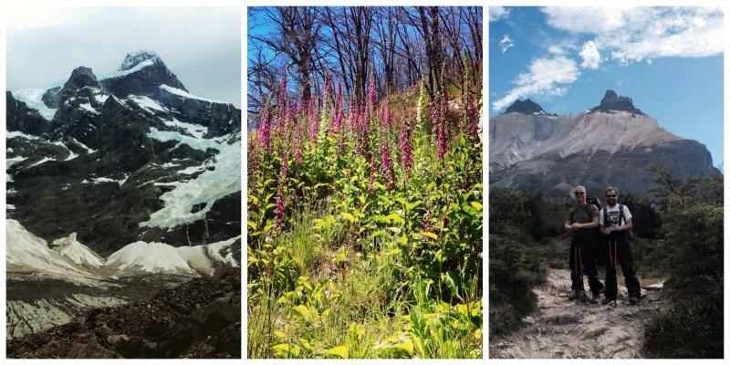 Garys Torres del Paine trek Chile Llama Travel