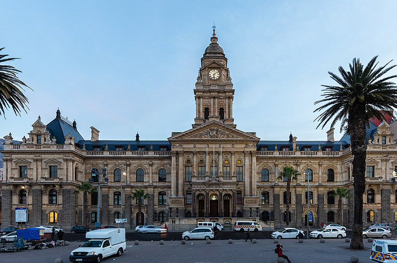 Grand Parade Cape Town South Africa