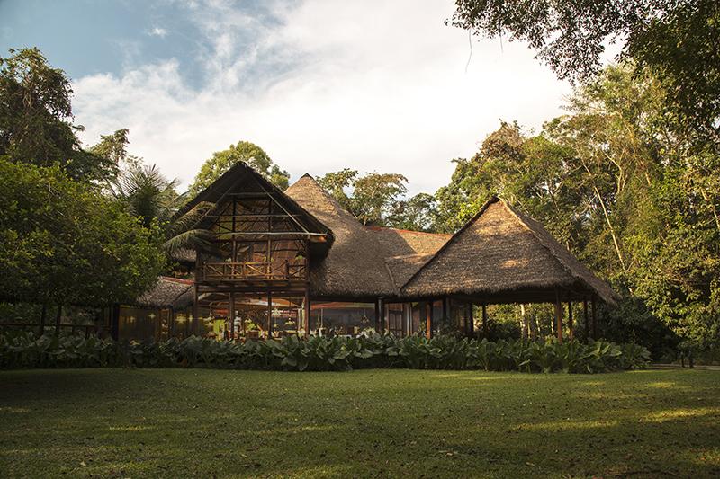 Inkaterra Reserva Amazonica Main House2