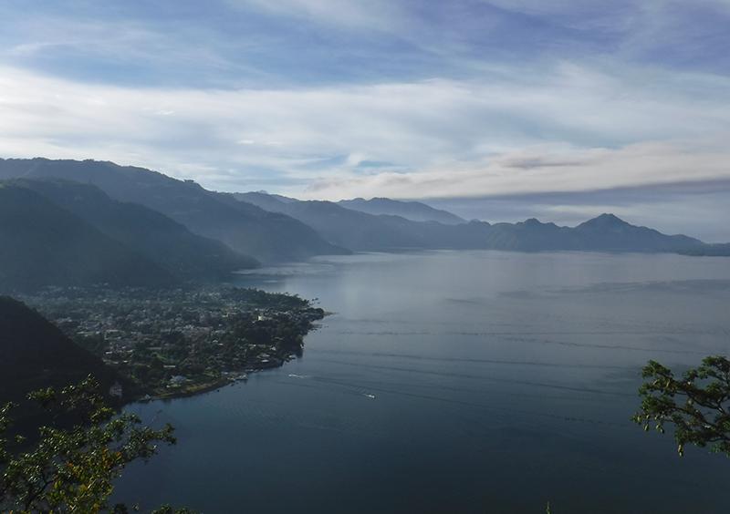 Lake Atitlan Guatemala Llama Travel