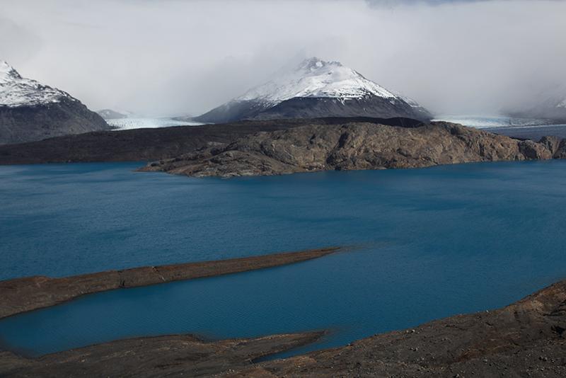 Landscape Estancia Cristina Argentina Llama Travel