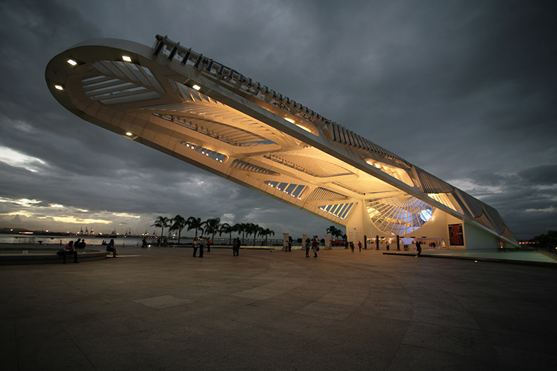 Museum of Tomorrow Rio Brazil LN Llama Travel