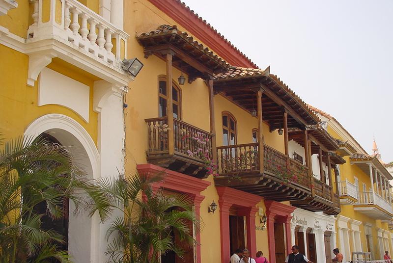 Reasons to Love Latin America Cartagena Colombia Llama Travel
