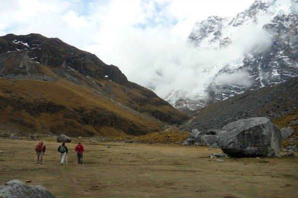 Salkantay Trail Peru Day 1 Llama Travel