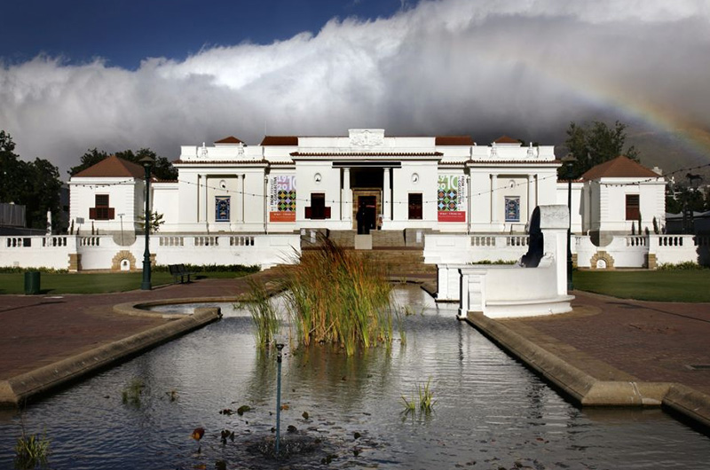 Slave Lodge Cape Town South Africa