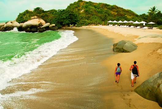 Tayrona Beach Metropolitan