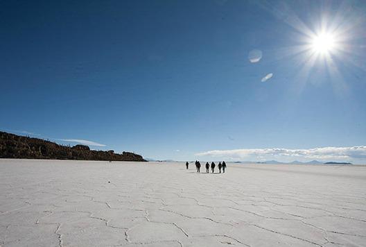 Uyuni Salt Flats LN
