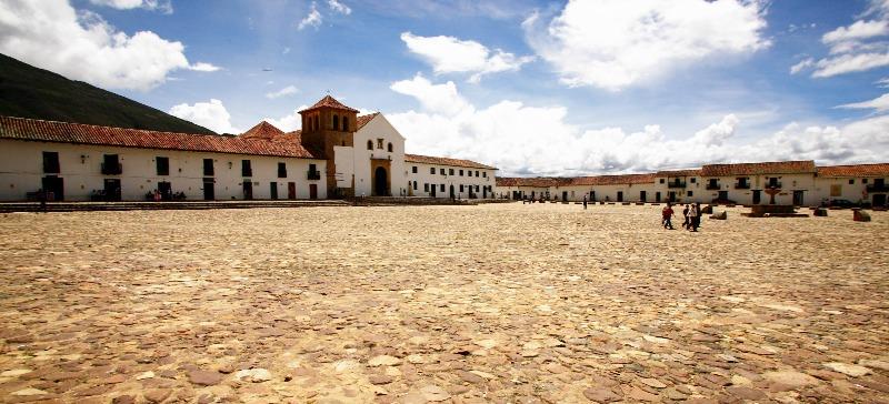 Villa De Leyva Colombia Llama Travel