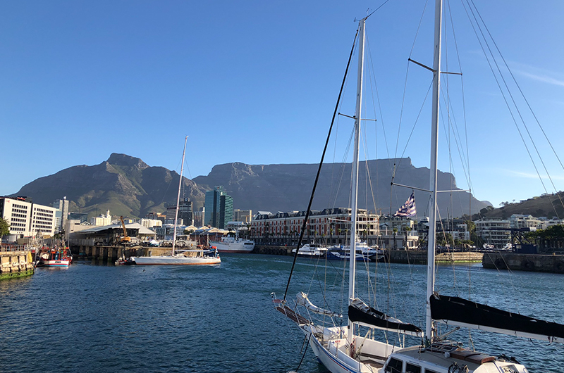 Waterfront Cape Town South Africa