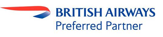 British Airways Preferred Partner white space