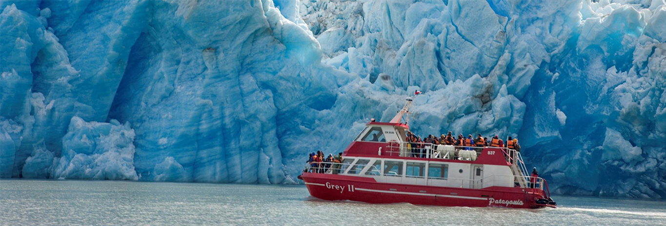 Marvel at the vast Perito Moreno glacier in Patagonia