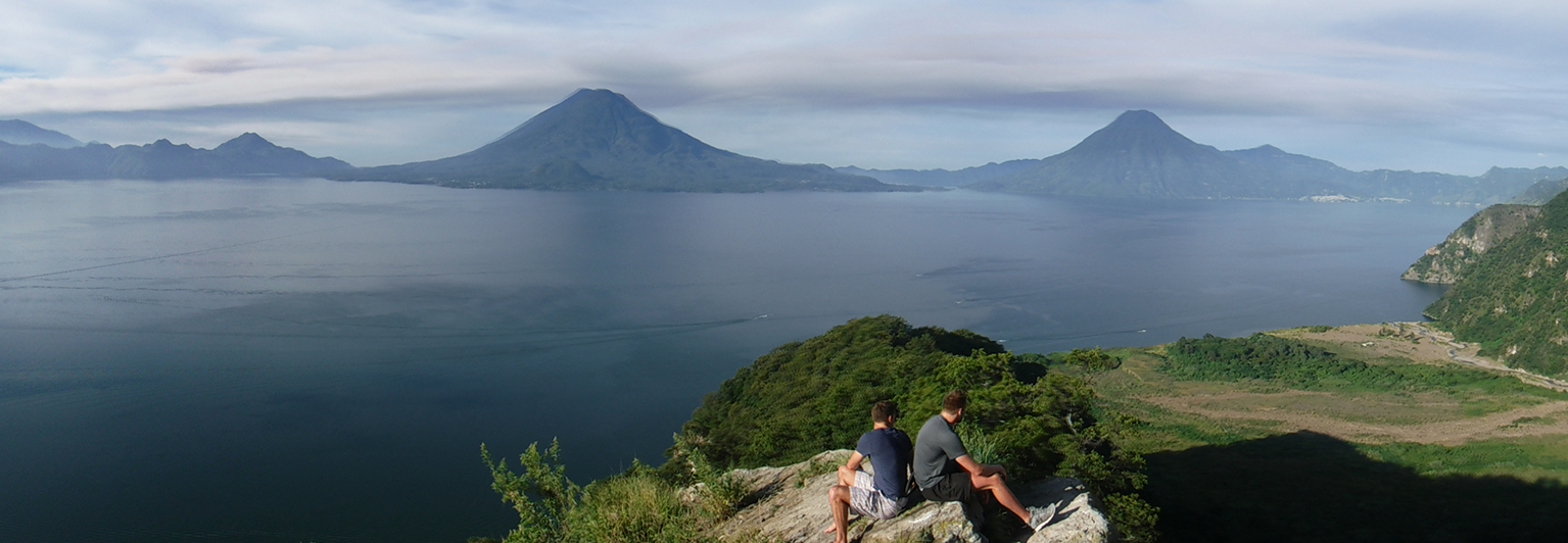 Explore Mayan villages around Lake Atitlan volcanic crater lake