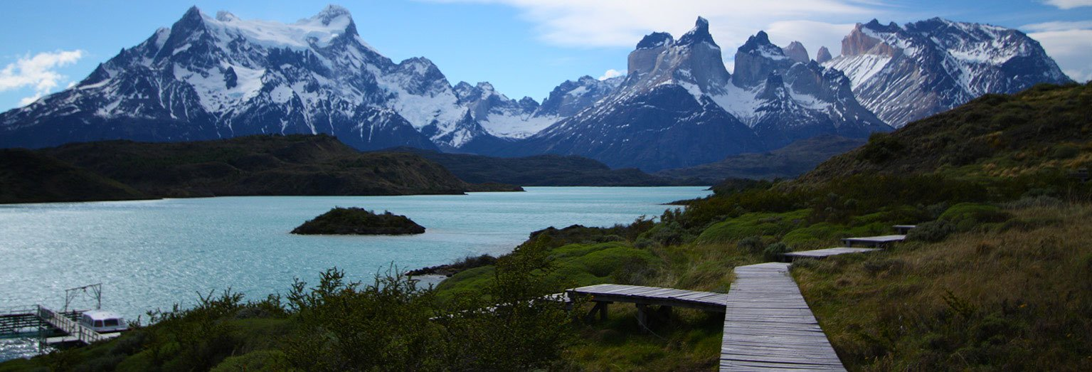 Explore Chile's epic Torres Del Paine
