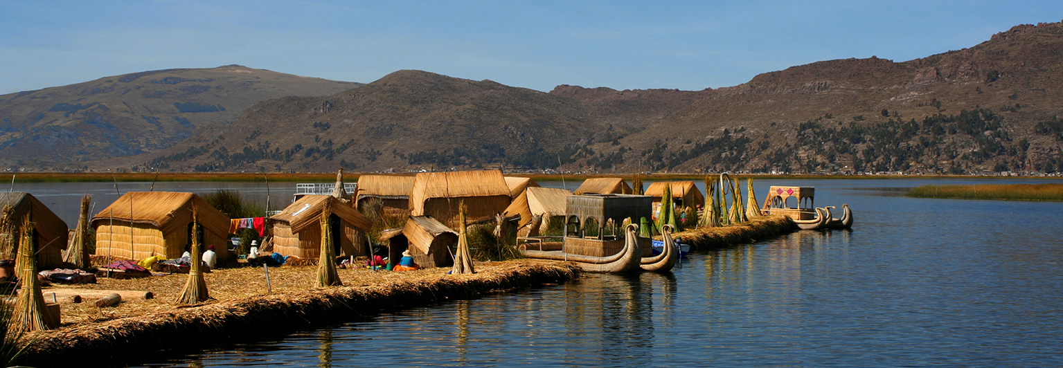 Sail on Lake Titicaca, the highest navigable lake in the world