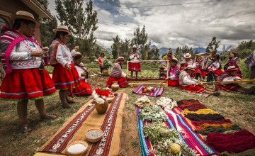Misminay Community, Sacred Valley, Peru