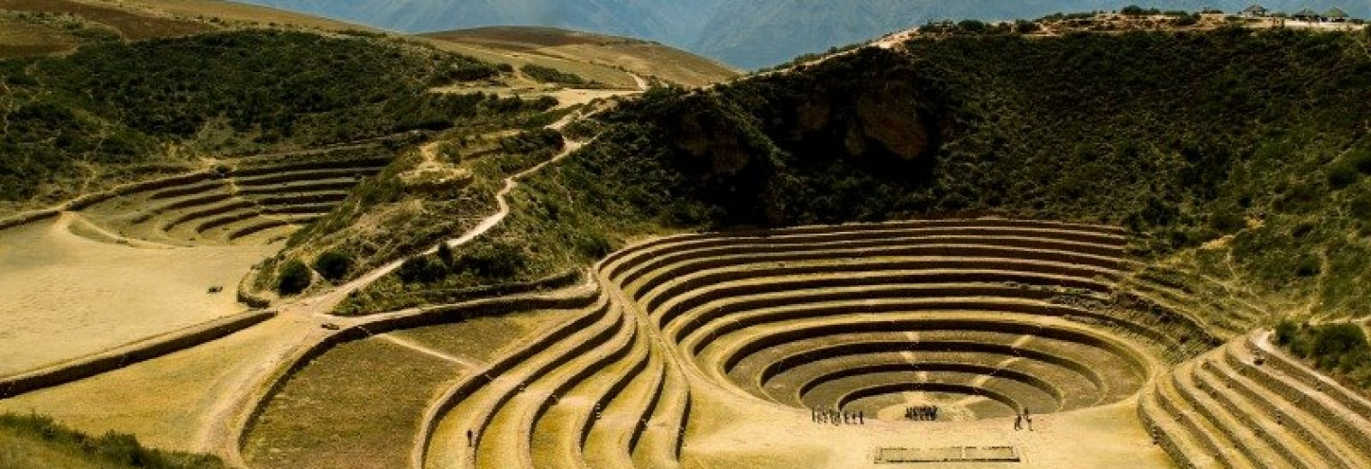 Moray, Sacred Valley, Peru