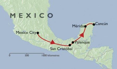 A Passage Through Mexico