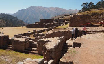 Chinchero ruins, Sacred Valley