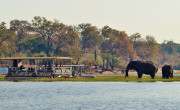 Boat trip, River View Lodge, Kasane, Botswana