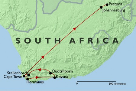 Cape Town And The Garden Route Rovos Rail