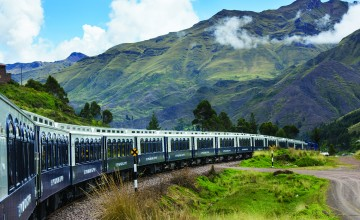 Belmond Andean Explorer Sleeper Train