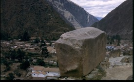 Towns in the Sacred Valley, Peru