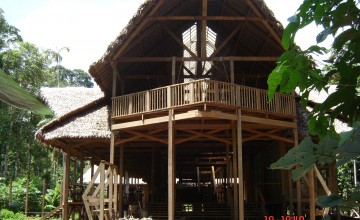 Exterior, Refugio Amazonas, Amazon Jungle