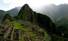 Machu Picchu - city in the clouds