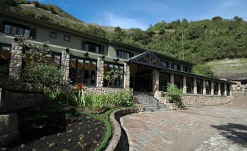 Sanctuary Lodge, Machu Picchu