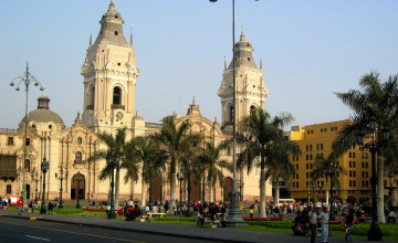 Cathedral, Lima Excursion