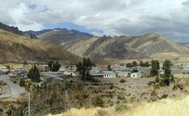 Chivay, Colca Valley
