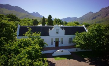 Exterior, Lanzerac Hotel & Spa, Winelands