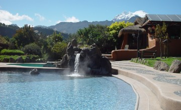Papallacta Springs and Spa excursion, Ecuador