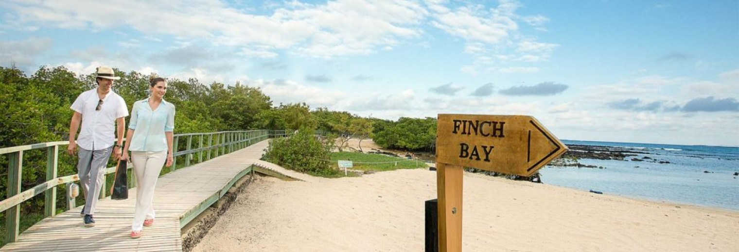 Exterior, Finch Bay, Galapagos Islands