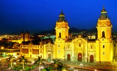 Basilica Cathedral, Lima Excursion
