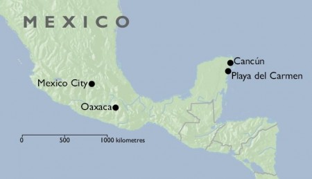 A Passage Through Mexico & Extensions