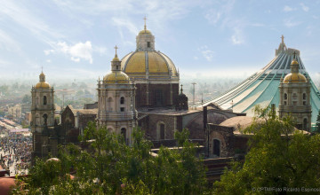 Basilica of Guadelupe, Mexico City