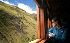 Devil's Nose Railway, Ecuador