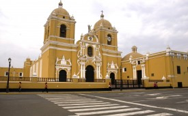 Colonial Architecture, Trujillo