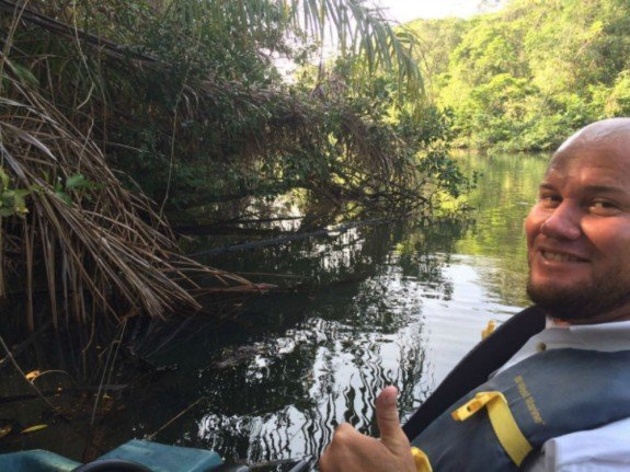 Wildlife excursion in Tortuguero National Park