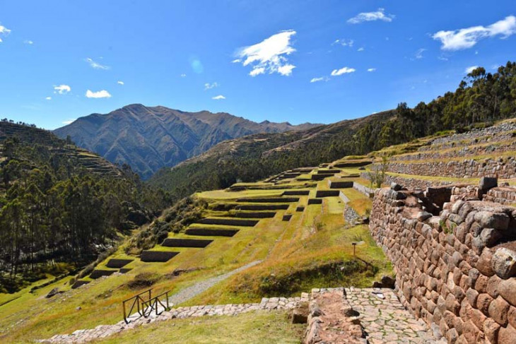 Top Six Archaeological Sites in Peru