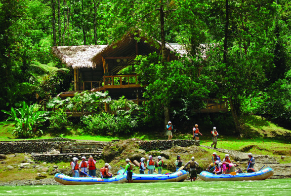 Get Back To Nature At Costa Rica's Pacuare Lodge
