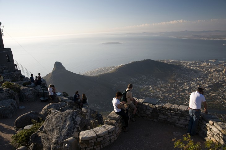 Discovering South Africa's Mother City